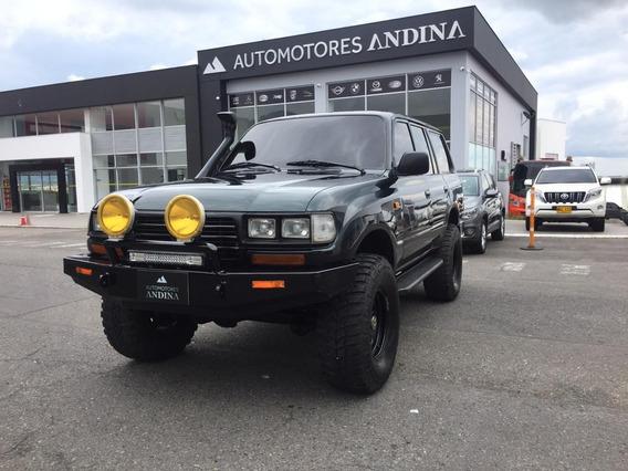 Toyota Burbuja Autana Mecanica 1997 4.5 4x4 250