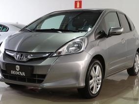 Honda Fit 1.5 Ex Flex Aut. 5p 2012/2013