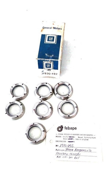 Porca Acabamento Cilindro Ignição A10 C10 D10 64/ - Gm