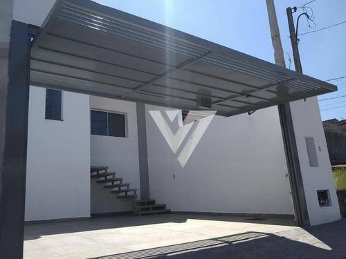 Casa Com 3 Dormitórios À Venda - Parque Jataí - Votorantim/sp - Ca1738