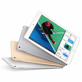 iPad 9.7 128gb Wi-fi Novo N Caixa Lacrado Origina Apple 2018