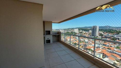 Imagem 1 de 30 de Apartamento Com 3 Suítes, 3 Vagas C/depósito À Venda, 103 M² - Vila Galvão - Guarulhos/sp - Ap0374
