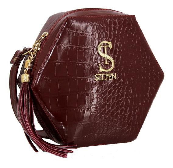 Bolsa Pequena Bag De Balada De Lado Lançamento Estrela
