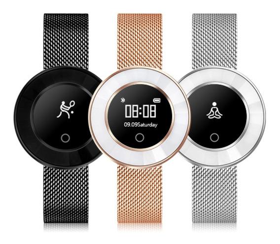 Smartwatch Reloj Inteligente Dama Yoga Multisport Sumergible