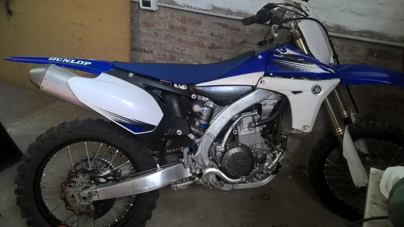 Yamaha Yzf 450 2012