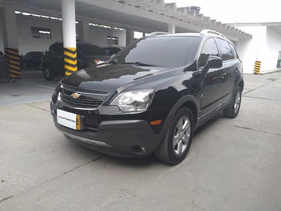 Chevrolet Captiva Sport Lt Sunroof 2.5