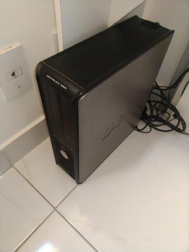Imagem 1 de 6 de Computador Dell Optiplex 380 + Impressora + Monitor