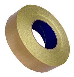 Fita Marrom Teflon P/ Seladoras Com Adesivo 40mm X 1metros