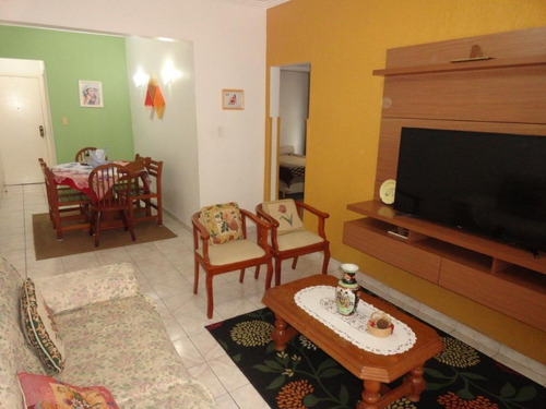 Apartamento Residencial À Venda, Boqueirão, Santos. - Ap3551