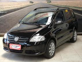 Volkswagen Spacefox 1.6 8v Trend Totalflex 4p 2009
