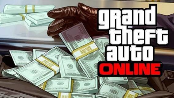 Gta V Online Dinero 3 Millones 17 Cada Uno Solo Ps4