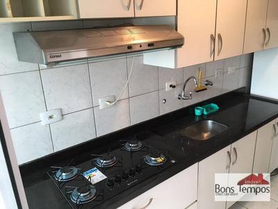 Apartamento Com 3 Dormitórios À Venda, 68 M² Por R$ 349.000 - Ap4042
