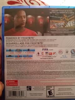 Juego Fifa 17 Ps4 Liga Mx