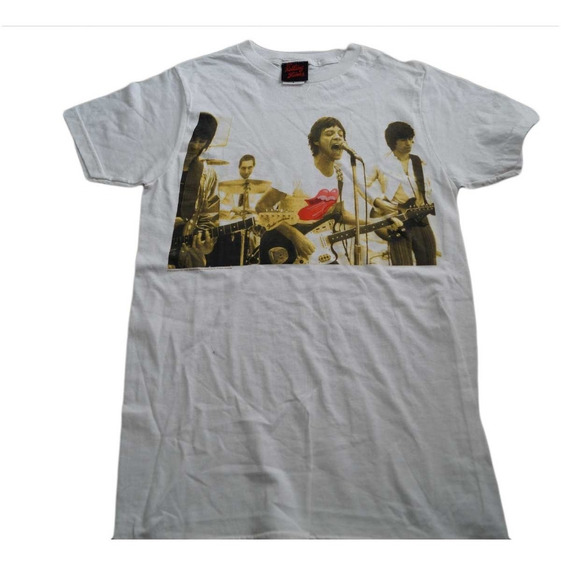 Camiseta Rolling Stones Importada Rock Activity Talla S