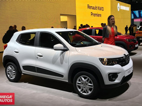 Renault Kwid Ex Clio Entrega Programada Anticipo Y Ctas