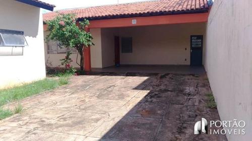 Casa À Venda - Vila São Francisco, Bauru-sp - 5447