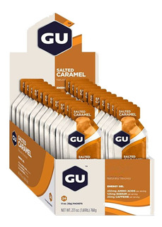 Gu Energy Gel 24 Saches - Repositor Energético - Gu