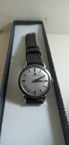 Reloj Omega Dama Cal.244 Malla De Cuero