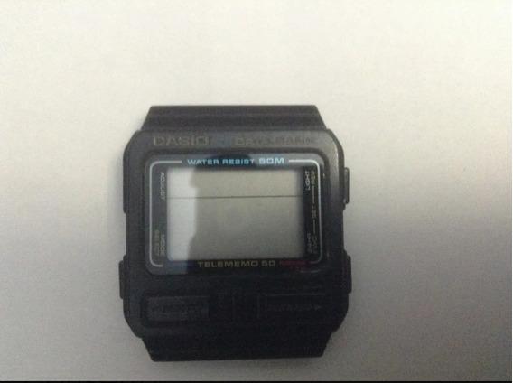 Relógio Vintage Casio Db-45w . P/ Conserto. Original
