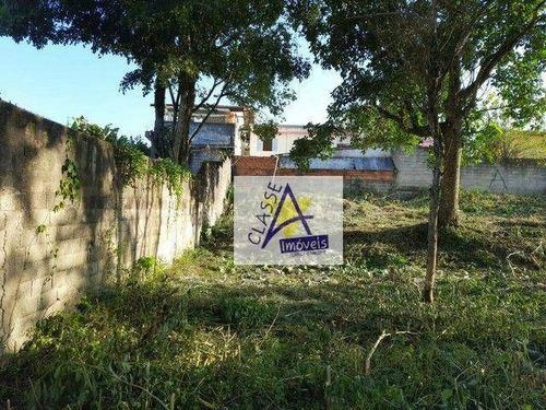 Imagem 1 de 4 de Terreno À Venda, 430 M² Por R$ 205.000,00 - Centro De Ouro Fino Paulista - Ribeirão Pires/sp - Te0071