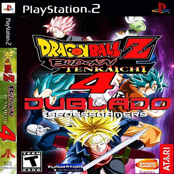 Dragon Ball Z B T 4 Ps2 Patch Audio Dubladão