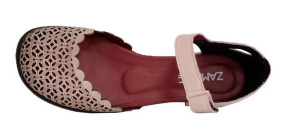 Sapato Preto Salto Grosso Quadrado Em Couro P2006
