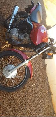 Honda Cg 125 Fan 2010