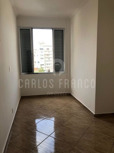 Apartamento De 45m² Com 1 Dormitório, Living, 1 Banheiro Em Campos Elísios - Cf65143