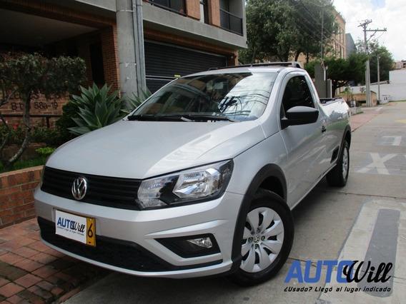 Volkswagen Saveiro 1.6l Mt 1600cc Aa