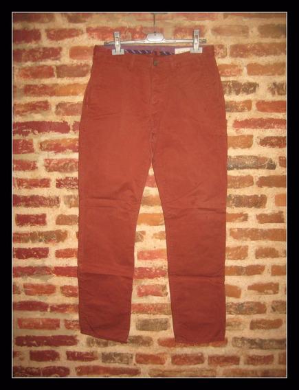 Pantalones De Gabardina Hombre Ben Sherman