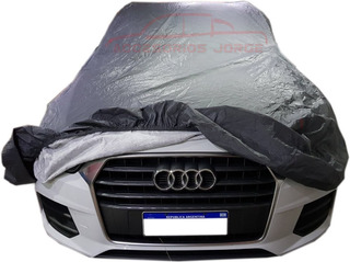 Funda Premium Cubre Auto Coche Afelpado No Raya Impermeable