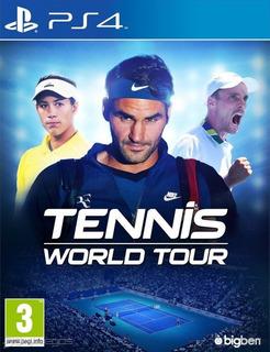 Tennis World Tour Ps4 Fisico