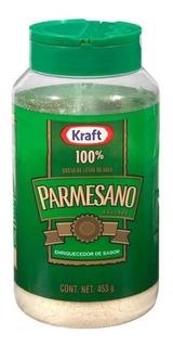 Queso Parmesano Kraft Rallado De 453 Grs
