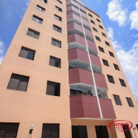 Imagem 1 de 12 de Apartamento Com 3 Dormitórios À Venda, 64 M² Por R$ 280.000,00 - Vila Amália (zona Norte) - São Paulo/sp - Ap2186
