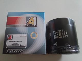 Filtro De Aceite Spark Matiz Corolla Yaris Terios