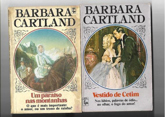 Barbara Cartland Lote (04) 4 Livros