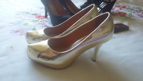 Kit Com 4 Sapatos De Festa