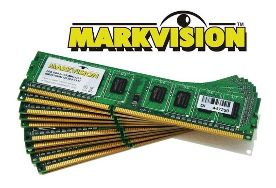 Memoria 2 Gb Ddr3 Para Pc Markvision Nuevas Garanti Congreso
