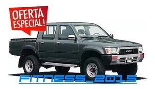 Manual Reparación Motor 22r-e Toyota Hilux 83-97
