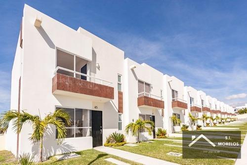 Casa Económica Oaxtepec Cocoyoc