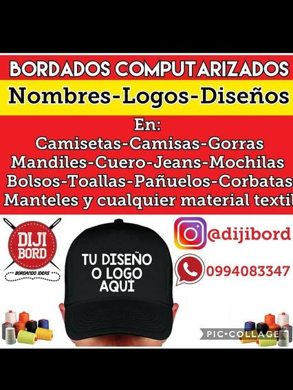 Bordados Computarizados (dijibord) Guayaquil