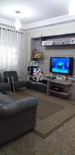 Imagem 1 de 19 de Sobrado 3 Dormitorios 1 Suite, Venda, Vila Scarpelli - 44212