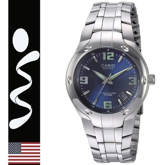 Reloj Casio Edifice Ef-106 Analogo Metalico Original