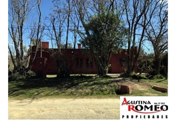 Venta Casa A Estrenar En San Antonio De Areco