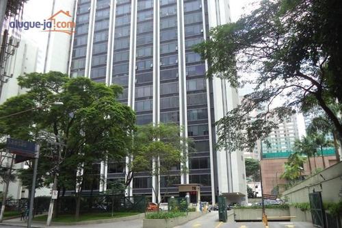 Sala, 374 M² - Venda Por R$ 3.935.600 Ou Aluguel Por R$ 18.000/mês - Cidade Monções - São Paulo/sp - Sa0913