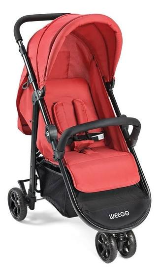 Carrinho De Bebê Jogger 3 Rodas Jogger Weego 4019