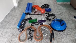 Kit Treino Funcional/ Pilates (16 Itens)
