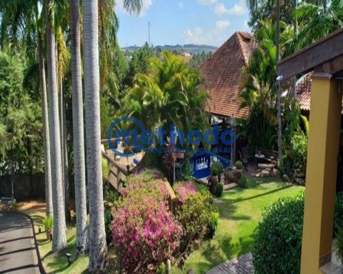 Casa Venda Jardim Botânico Sousas Campinas Sp - Ca00273 - 68209748