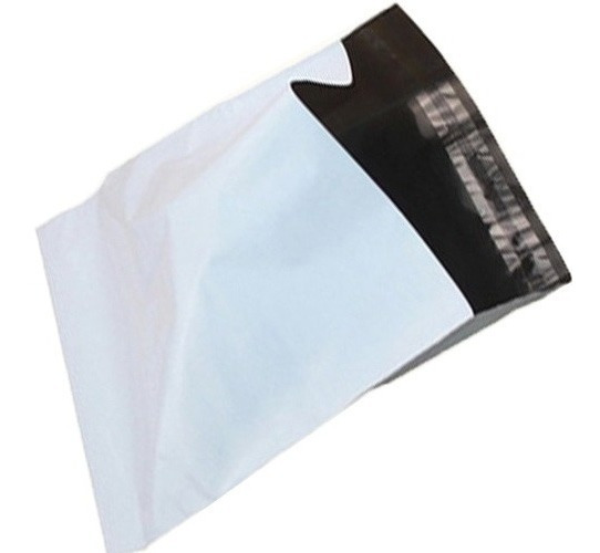 Embalagem Plástica Lacre Sedex Correio Saco 15x20 100 Un