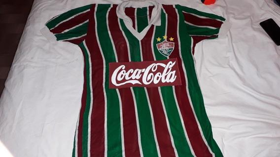 Camiseta Antigua Ca Fluminense Brasil Torneio L
